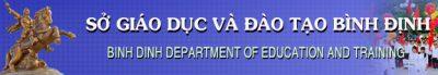 Sở GD&ĐT Bình Định